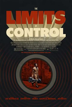 Locandina The Limits Of Control