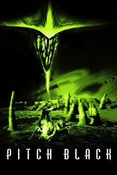 Locandina Pitch Black