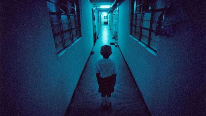 Una scena tratta dal film The Eye