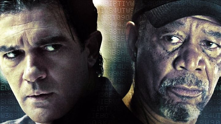 Una scena tratta dal film The Code