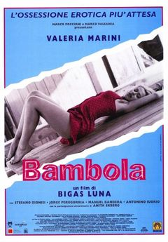 Locandina Bambola
