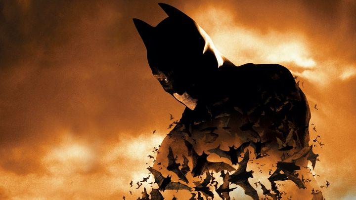 Una scena tratta dal film Batman Begins