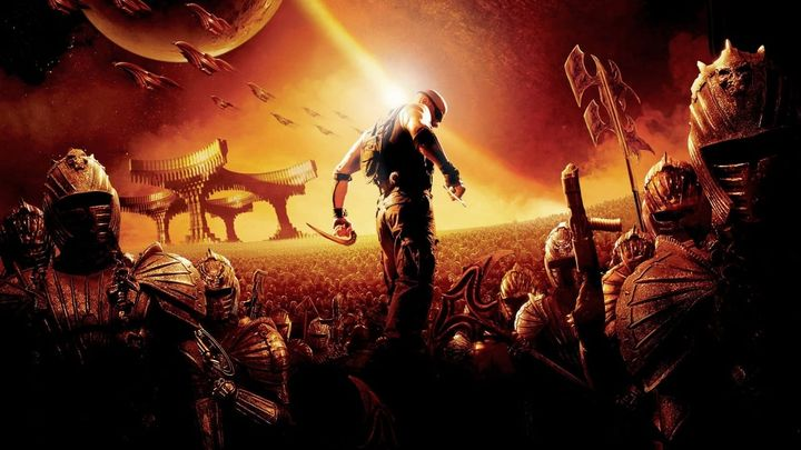 Una scena tratta dal film The Chronicles Of Riddick