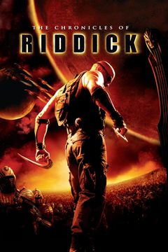 Locandina The Chronicles Of Riddick