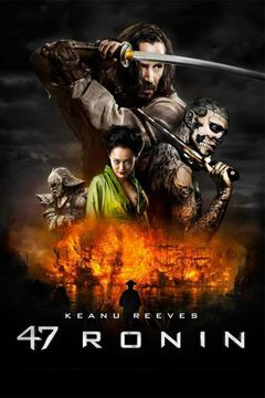 Locandina 47 Ronin