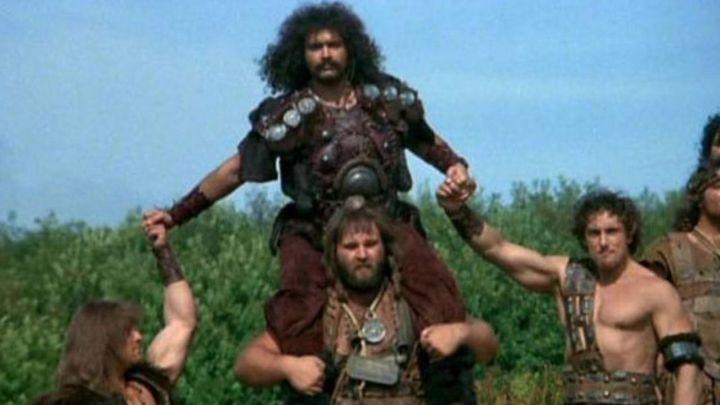 Una scena tratta dal film Attila Flagello Di Dio