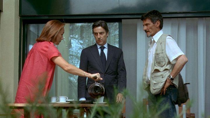 Una scena tratta dal film L'amante Inglese