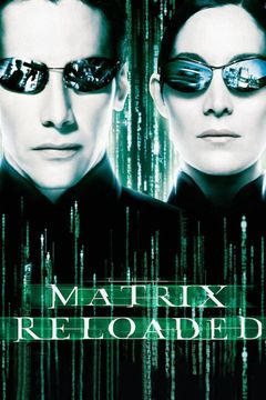 Locandina Matrix Reloaded