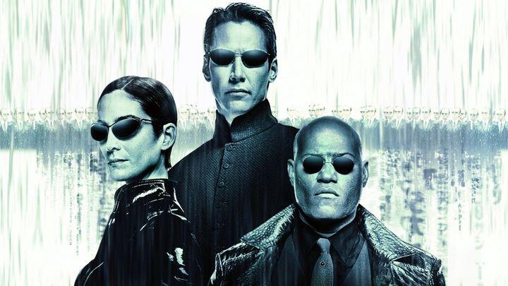 Una scena tratta dal film Matrix Revolutions