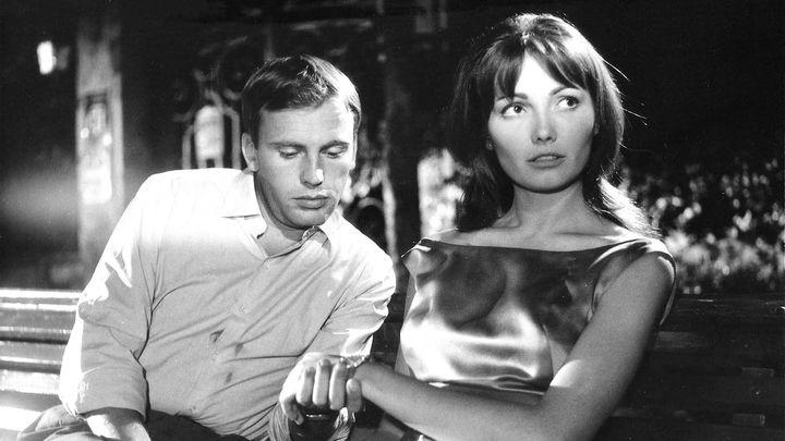 Una scena tratta dal film Il Sorpasso