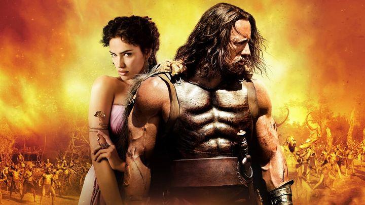 Una scena tratta dal film Hercules - Il Guerriero
