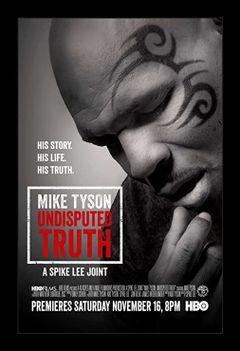 Locandina Mike Tyson: Tutta La Verità