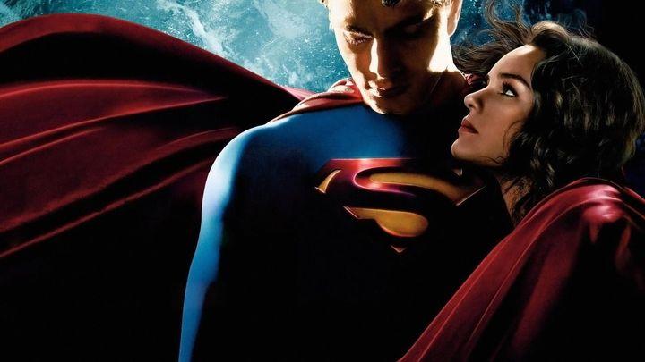 Una scena tratta dal film Superman Returns
