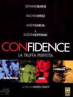 Locandina Confidence - La Truffa Perfetta