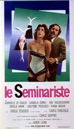 Locandina Le Seminariste