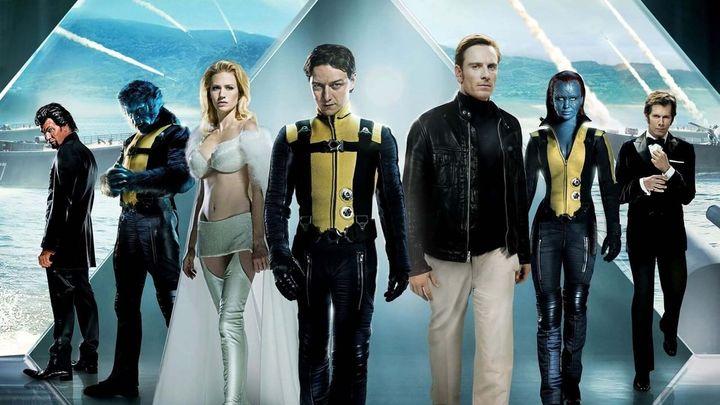 Una scena tratta dal film X-Men - L'inizio