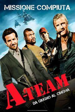 Locandina A-Team