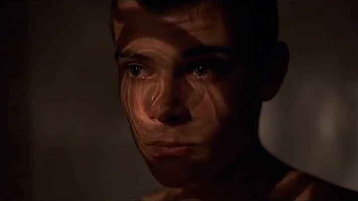 Una scena tratta dal film Fotografando Patrizia