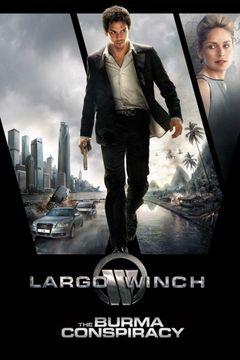 Locandina The Burma Conspiracy - Largo Winch II