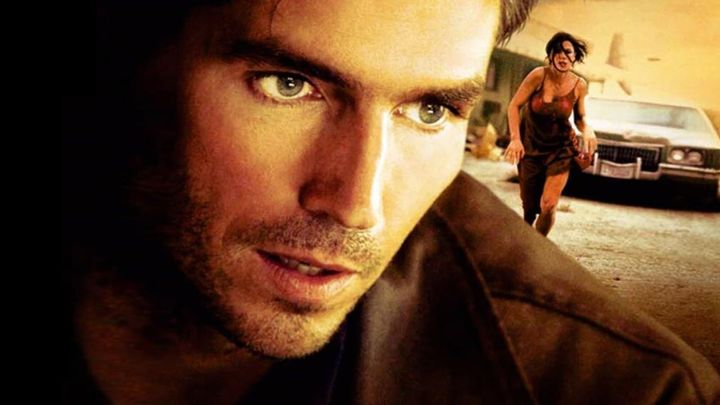 Una scena tratta dal film Highwaymen - I Banditi Della Strada