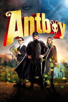 Locandina Antboy