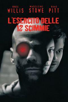 Locandina L'esercito delle 12 scimmie