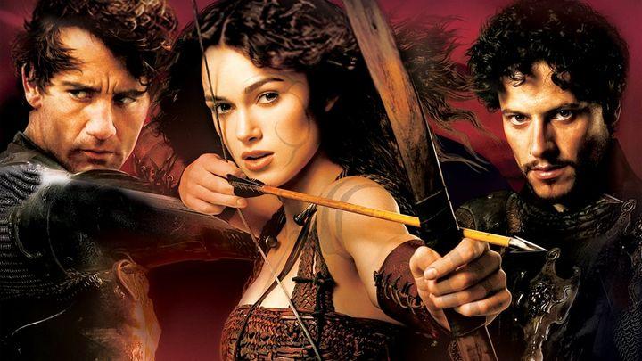 Una scena tratta dal film King Arthur