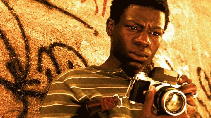 Una scena tratta dal film City of God