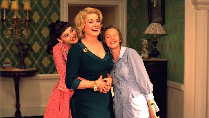 Una scena tratta dal film 8 Donne E Un Mistero