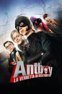 Locandina Antboy - La vendetta di Red Fury