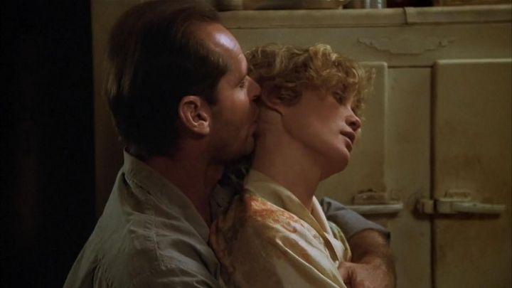 Una scena tratta dal film Il postino suona sempre due volte