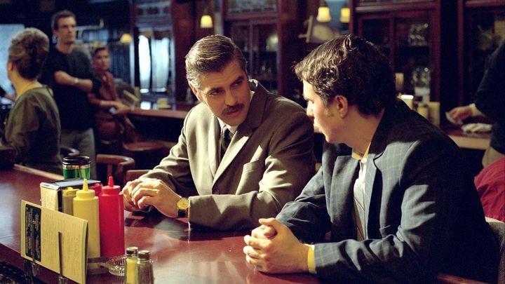 Una scena tratta dal film Confessioni di una mente pericolosa