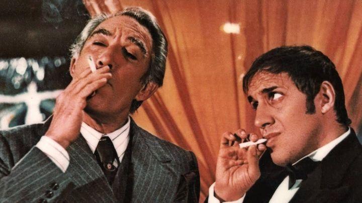 Una scena tratta dal film Bluff, storia di truffe e di imbroglioni