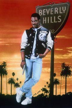Locandina Beverly Hills Cop II