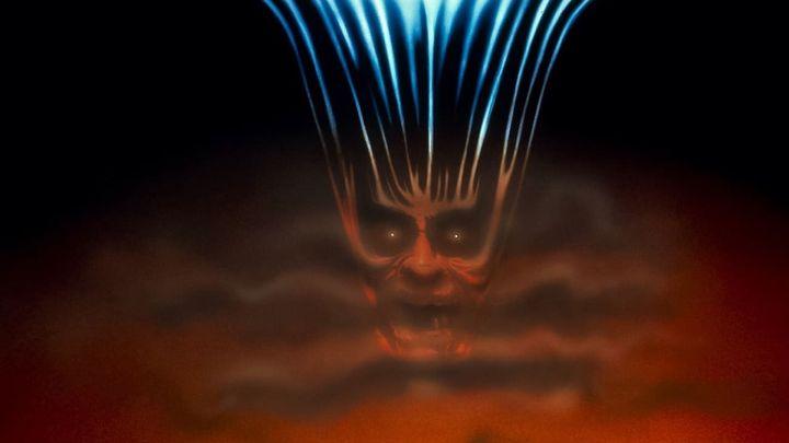 Una scena tratta dal film Halloween III - Il signore della notte