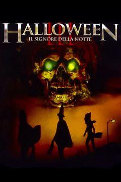 Locandina Halloween III - Il signore della notte
