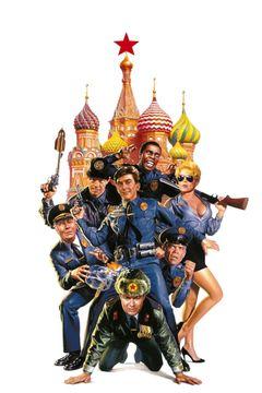 Scuola di polizia - Missione a Mosca