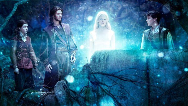 Una scena tratta dal film Le cronache di Narnia - Il viaggio del veliero