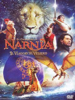 Locandina Le cronache di Narnia - Il viaggio del veliero