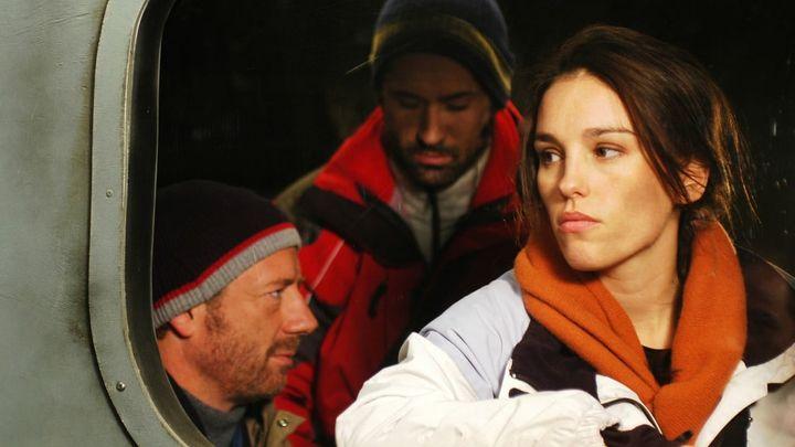 Una scena tratta dal film Magma - Disastro infernale