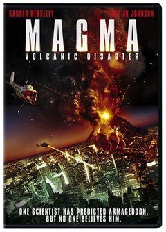 Locandina Magma - Disastro infernale