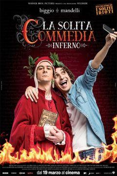 Locandina La solita commedia - Inferno