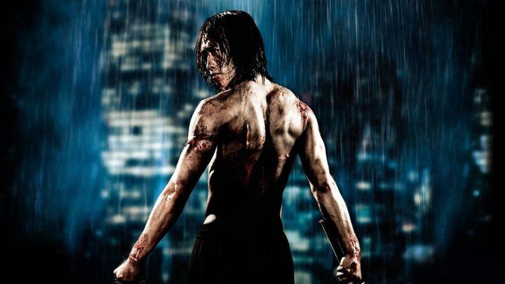 Una scena tratta dal film Ninja Assassin