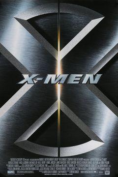 Locandina X-Men
