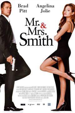 Locandina Mr. & Mrs. Smith