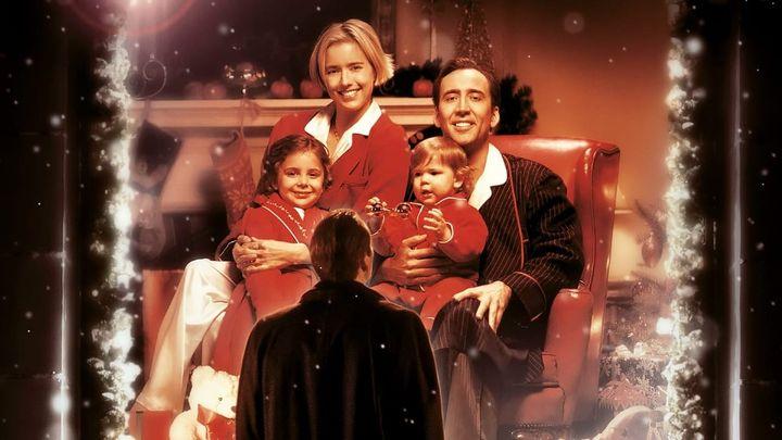 Una scena tratta dal film The Family Man