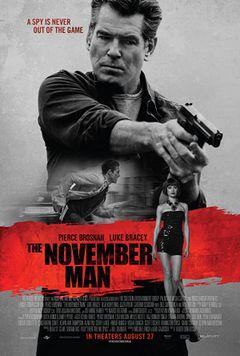 Locandina The November Man