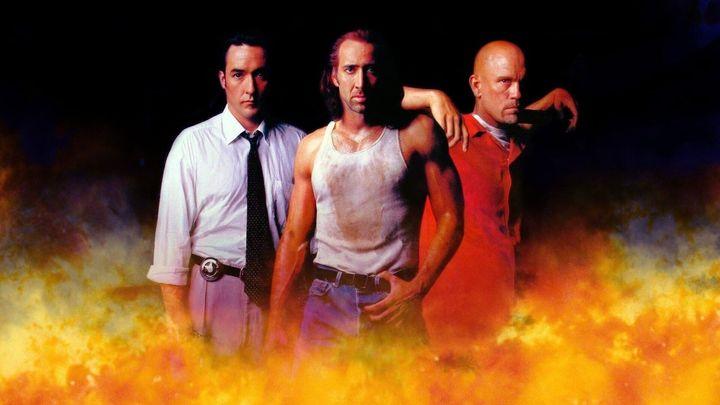 Una scena tratta dal film Con Air