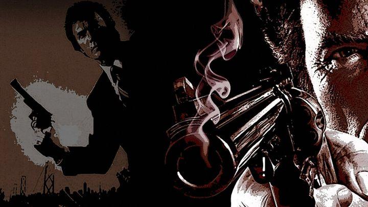Una scena tratta dal film Cielo di piombo, ispettore Callaghan
