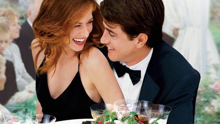 Una scena tratta dal film The wedding date - L'amore ha il suo prezzo